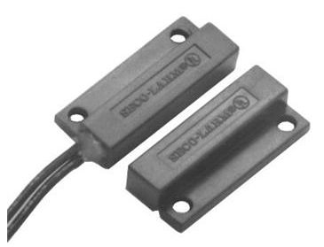 CSEG ALARMA SENSOR ENFORCER MAGNETO SM205BR DE SUPERFICIE MINI CONECTOR LATERAL MARRON