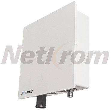 LAN ROUTER NETKROM AIRNET 400MW AP/BRIDGE AIR-BR500AHP 5.8