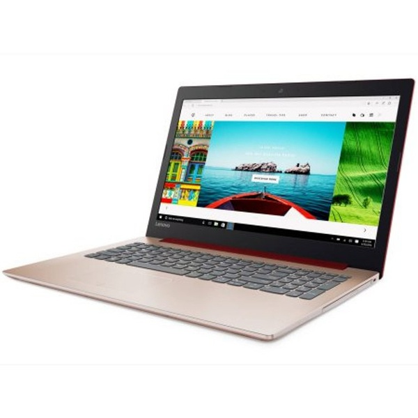 NOTEBOOK LENOVO IDEAPAD 320 15.6 80XR00AMUS-L-RED