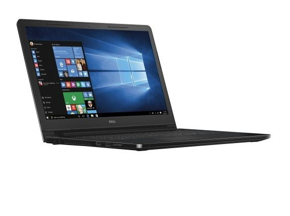 NOTEBOOK DELL I3558-9136 BLACK TOUCHSCREEN 15.6