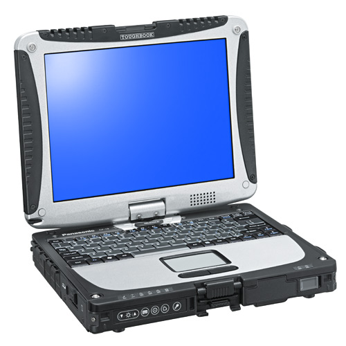 NOTEBOOK PANASONIC CI5 10.1 CF-19 TOUGHBOOK USED