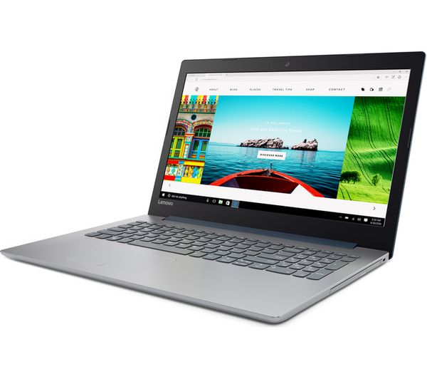 NOTEBOOK LENOVO IDEAPAD 320 15.6 80XR00ALUS-L-BLUE