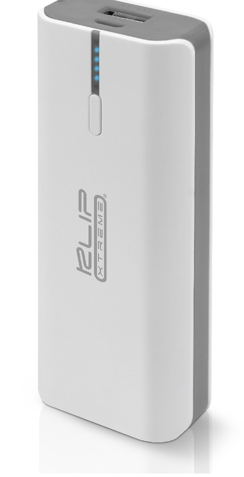 POWER BANK KLIPX KENERGY5 KBH-150 GREY