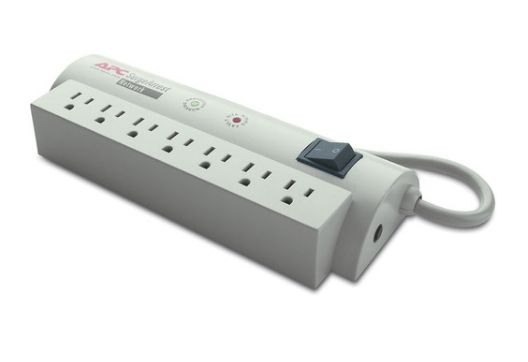 REGULADOR DE VOLTAJE APC NET7 120V  7 OUTLET