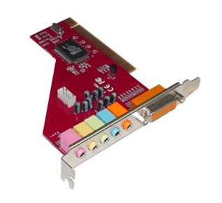 SOUND CARD PCI AGILER 6CH AGI-5106