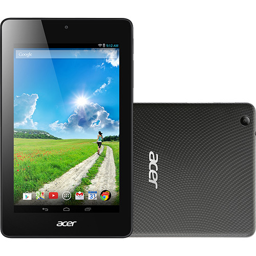 TABLET 7.0 ACER ICONIA B1-730  BLACK
