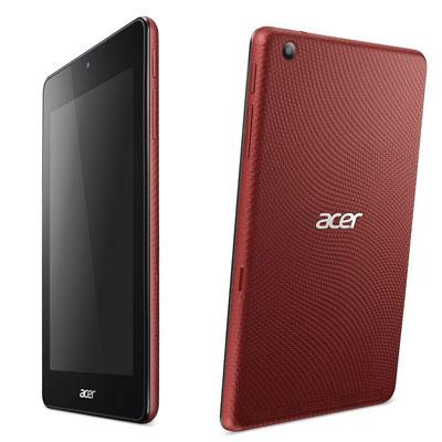 TABLET  7.0 ACER ICONIA ONE B1-1730 RED