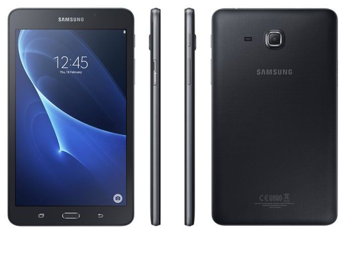 TABLET 7.0 SAMSUNG GALAXY A SM-T280 BLACK/SLV