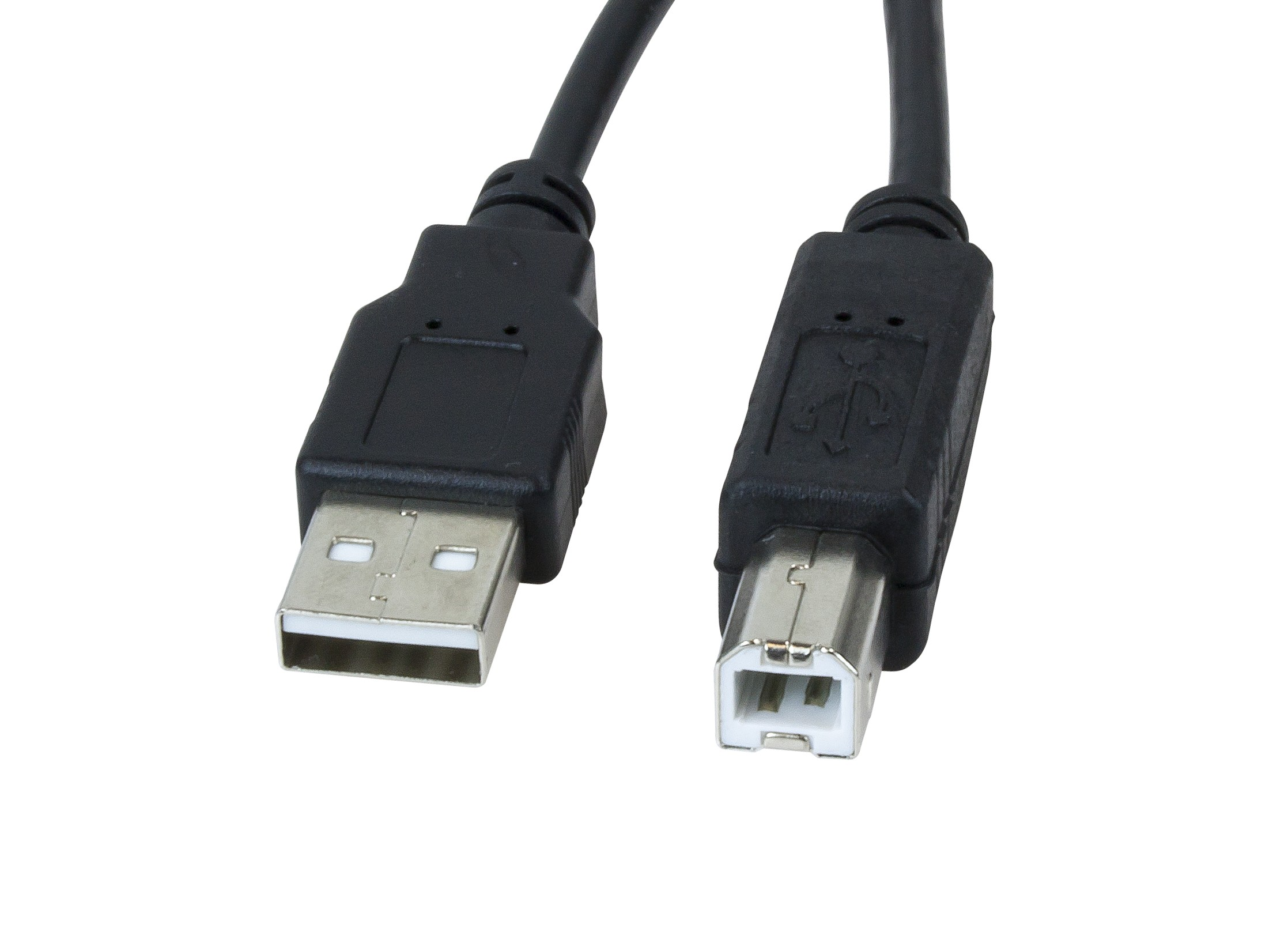 CABLE PRINTER USB 15FT  (A-MALE TO B-MALE) XTC-304