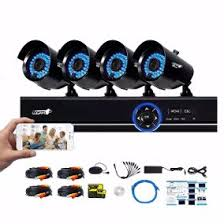 Kit Completo DVR/Cámaras