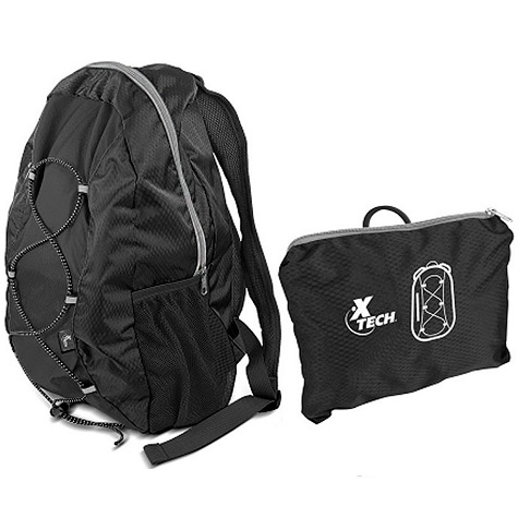 Bulto Backpack Xtech Xtb-090bk Plegable