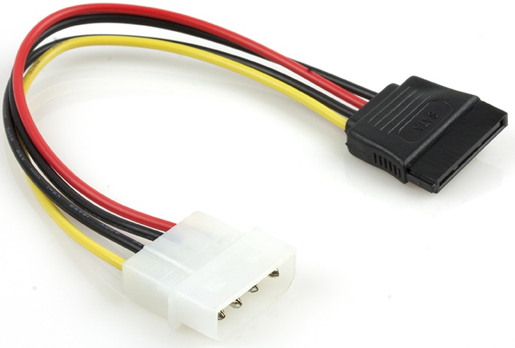 Cable Power Sata