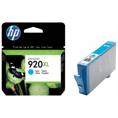 Cartucho Hp Cd972a  (# 920xl)  Cyan