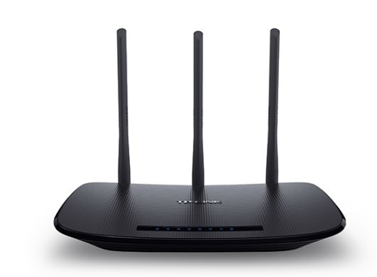 Lan Router 4p Tp-link Wireless N Tl-wr940n
