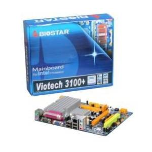 Motherboard Biostar Integrado 1.80ghz Viotech 3100