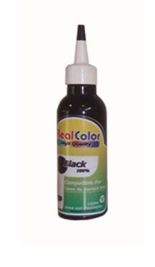 Tinta Real Color Black Universal 122ml