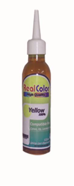 Tinta Real Color Yellow Universal 122ml