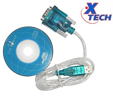 Usb Cable Usb To Serial (rs232)  Xtc-319